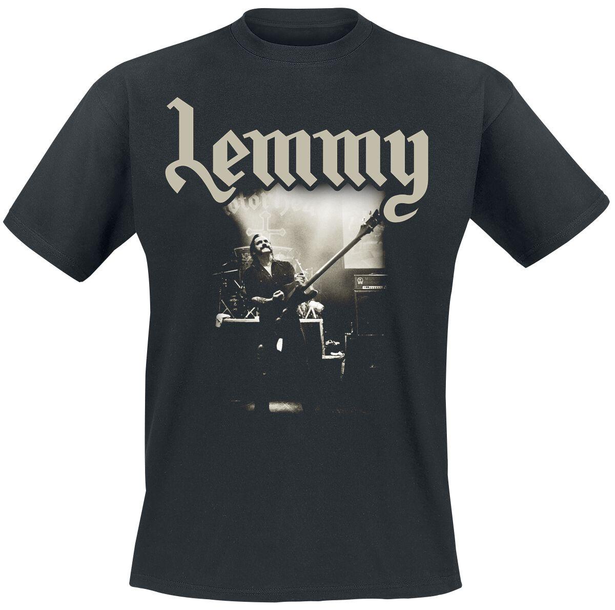 lemmy lived to win t shirt jetzt erh ltlich bei emp. Black Bedroom Furniture Sets. Home Design Ideas
