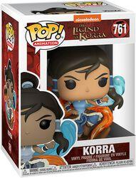 Die Legende von Korra Korra Vinyl Figur 761