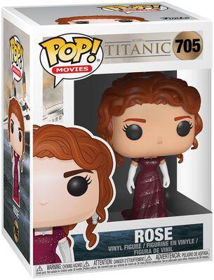 Titanic Rose Vinyl Figure 705