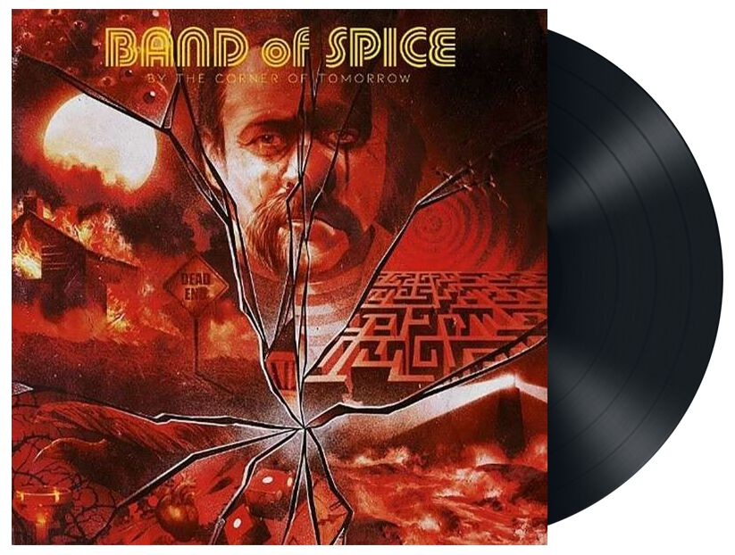 Image of Band Of Spice By corner of tomorrow LP Standard