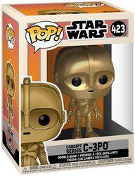 C-3PO (Concept Series) Vinyl Figur423