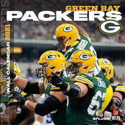 Green Bay Packers - Kalender 2021
