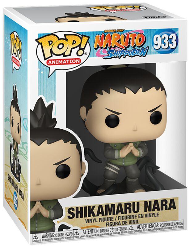 Shippuden - Shikamaru Nara Vinyl Figur 933