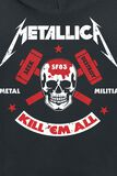 Kill 'Em All - Skull
