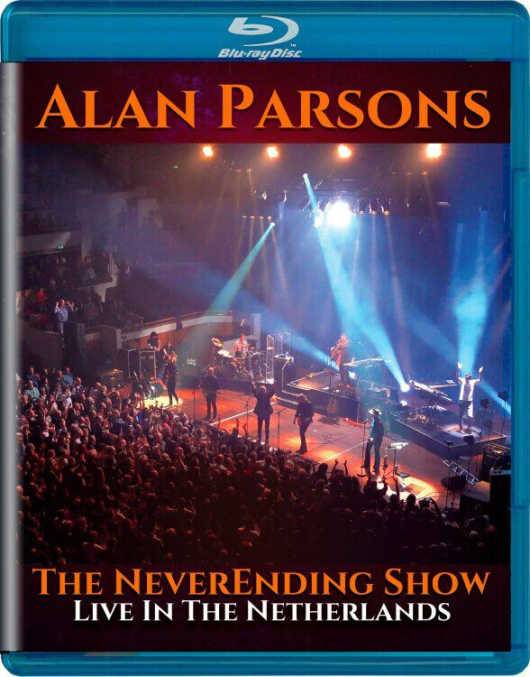 Image of Alan Parsons The neverending Show - Live in the Netherlands Blu-ray Standard