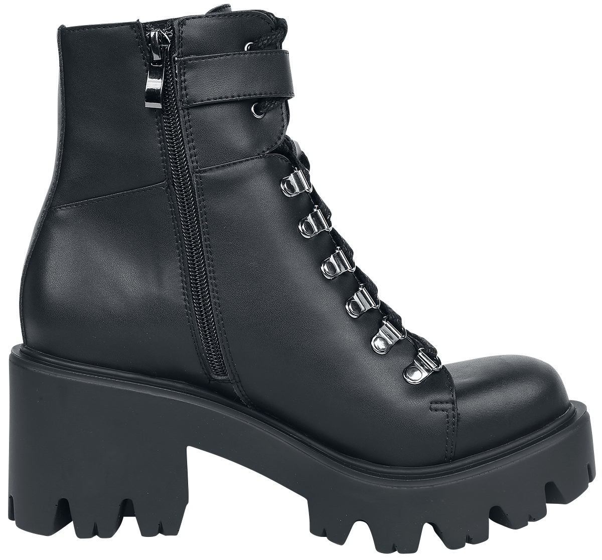 Image of Altercore Enid Vegan Stiefel schwarz