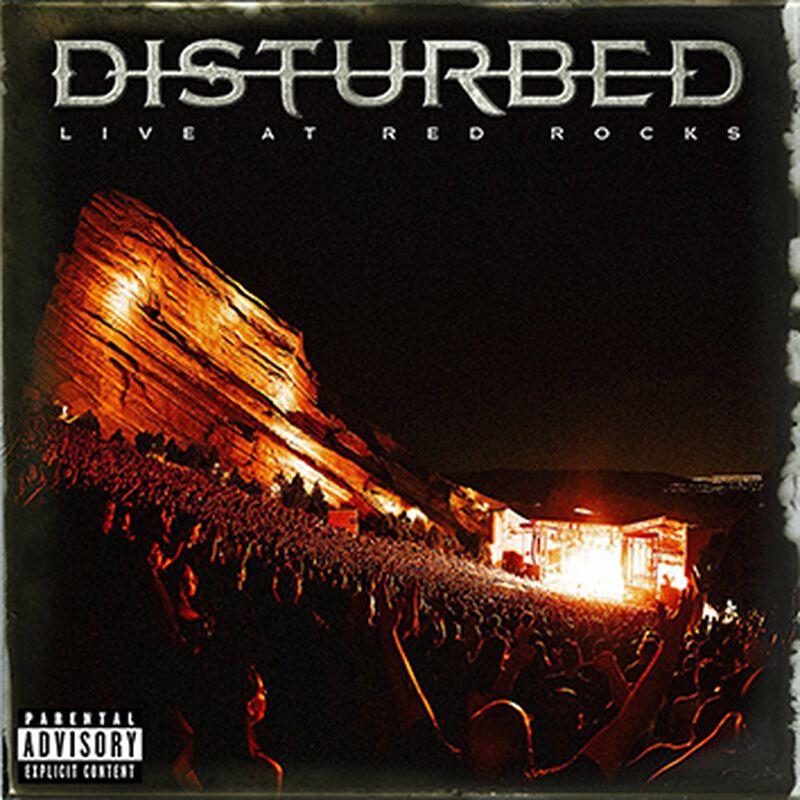Disturbed - Live at Red Rocks