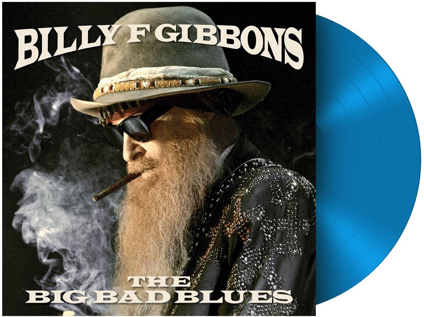 Gibbons, Billy F The big bad Blues LP blau 7205799