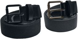 Stretch Basic Belt 2-Pack