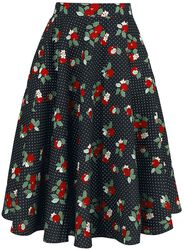 Apple Blossom 50's Skirt