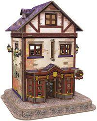 Diagon Alley - Quality Quidditch Supplies (3D Puzzle)