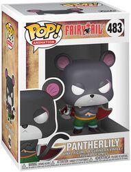 Pantherlily Vinyl Figure 483