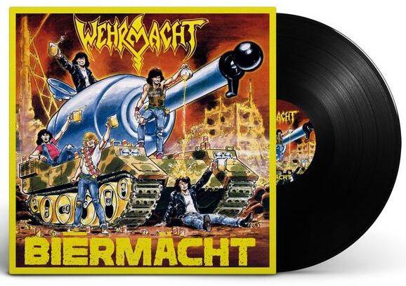 Wehrmacht Biermächt LP multicolor HHR202102LP