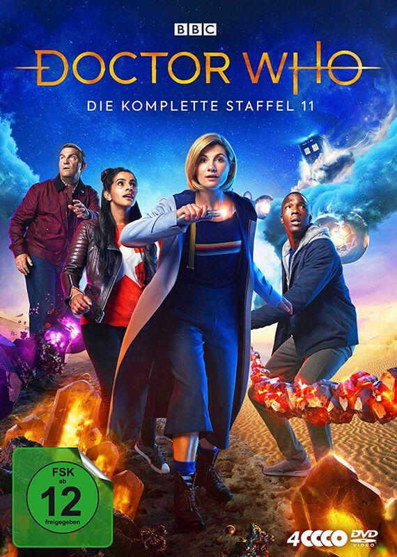 Dr Who Staffel 11 Deutsch