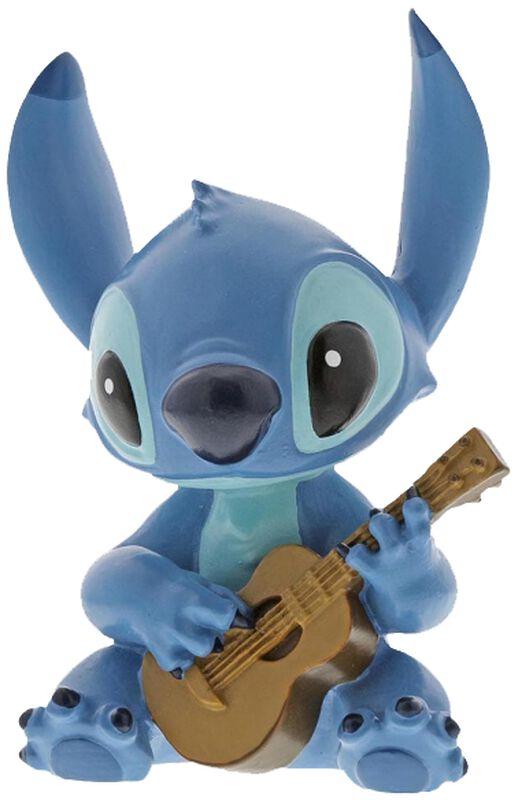 Stitch Guitar Figurine