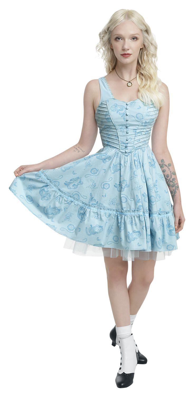 Alice im Wunderland Kleid - Hinter den Spiegeln | EMP | EMP