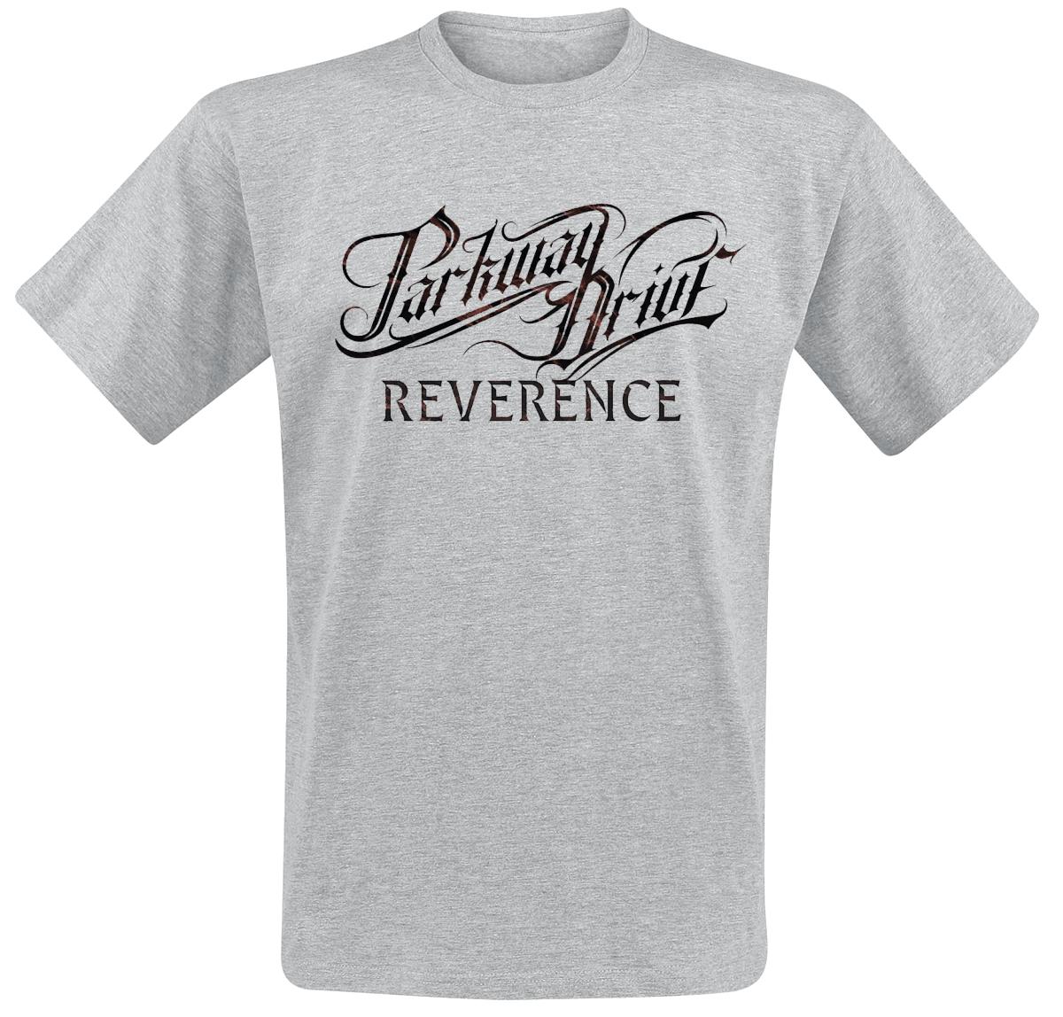 Parkway Drive - Reverence Logo - T-Shirt - grey image