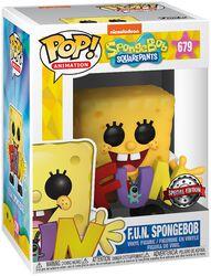 F.U.N. Spongebob Vinyl Figur 679