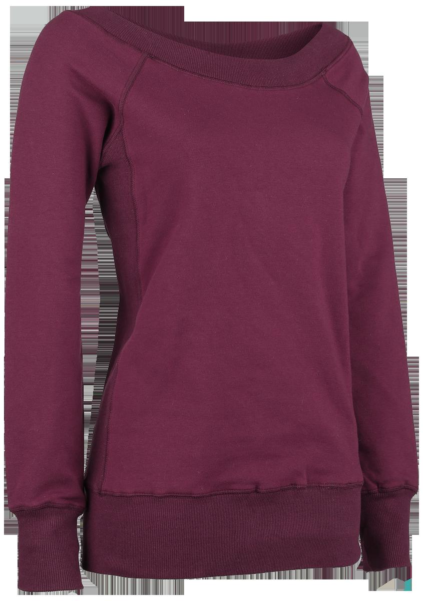 Forplay - Sweater - Girls sweatshirt - wine red image