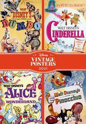 2021 A5 Kalenderbuch - Vintage