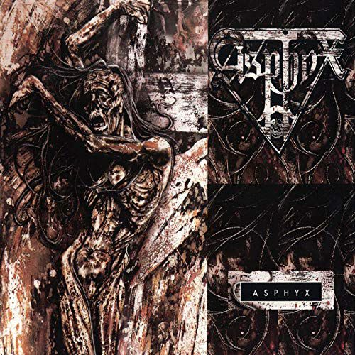 Image of Asphyx Crush the cenotaph EP-CD Standard
