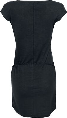 Slub Yarn Jersey Dress