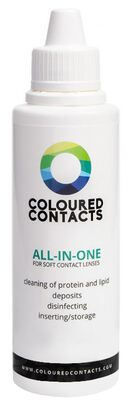 Chromaview All-In-One Premium Kontaktlinsenlösung