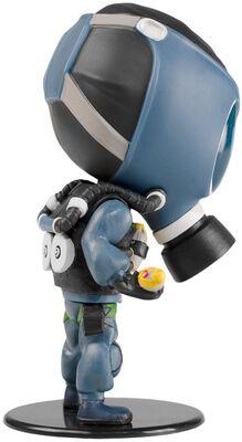Siege - Six Collection - Smoke Chibi Figur