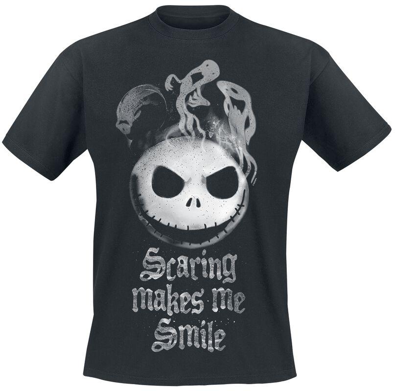 Jack - Scaring Makes Me Smile