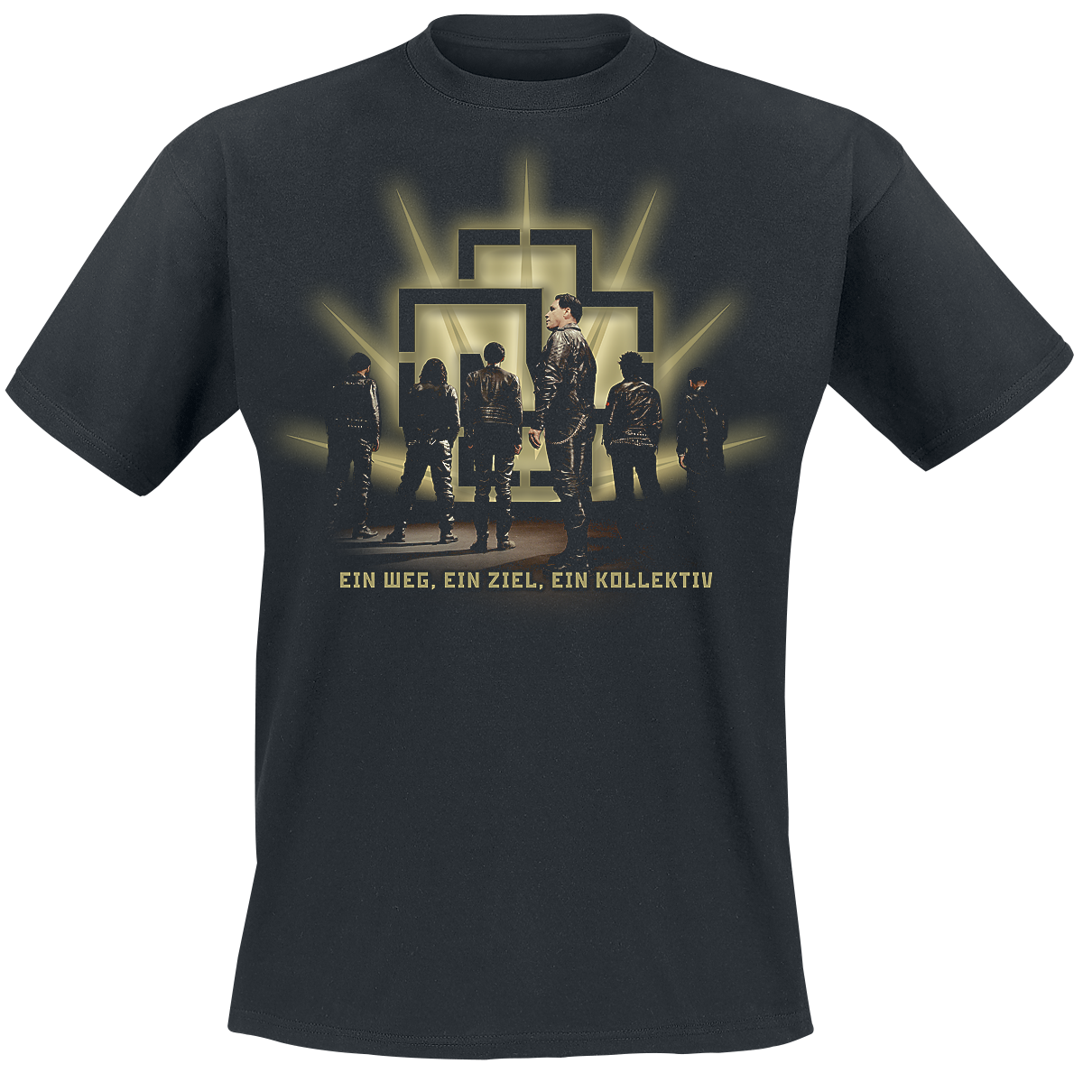 Rammstein - Kollektiv - T-Shirt - black image