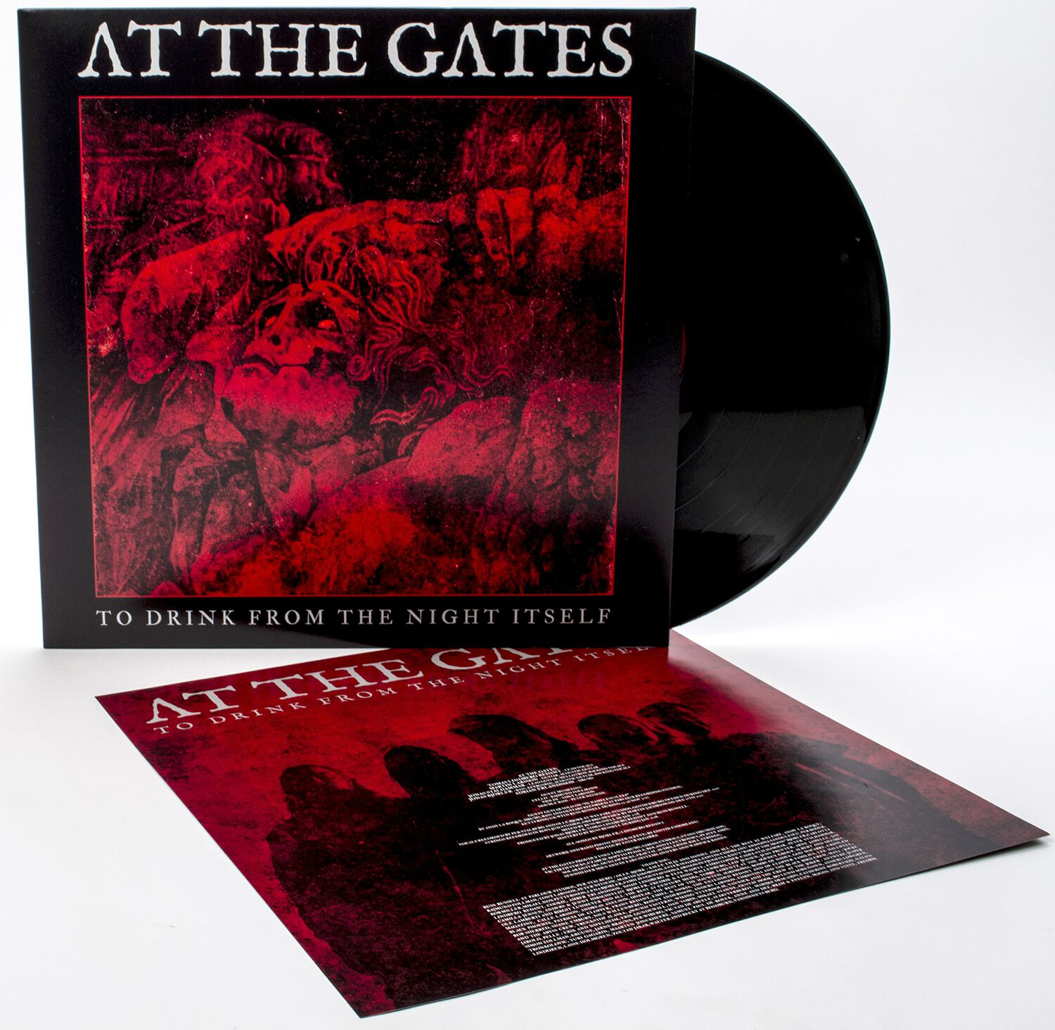 Image of At The Gates To Drink From The Night Itself LP Standard