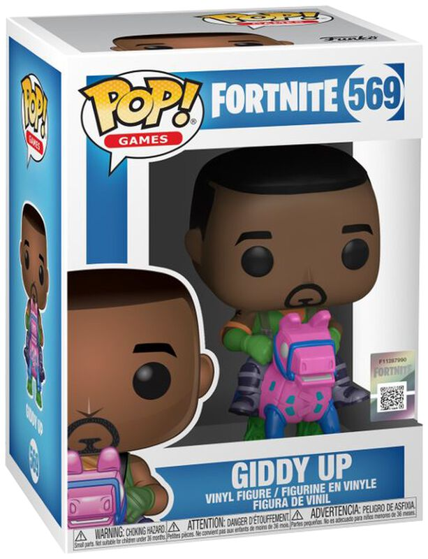 Giddy up Vinyl Figur 569