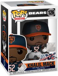 Chicago Bears - Khalil Mack Vinyl Figur 126