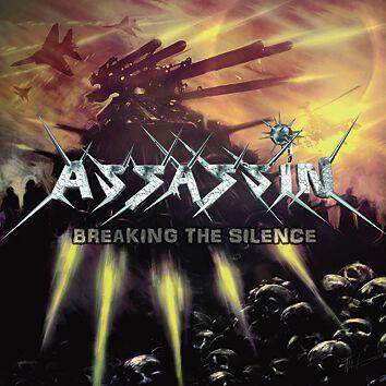 Image of Assassin Breaking the silence CD Standard