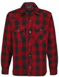 Shocker Flannel Shirt