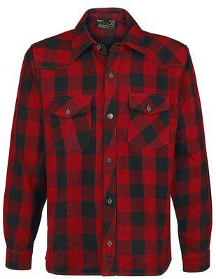 Shocker Flannel Shirt
