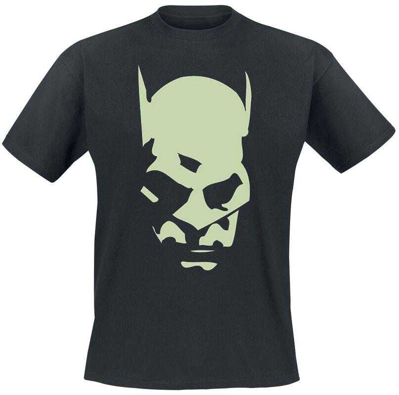 Batman Glows In The Dark