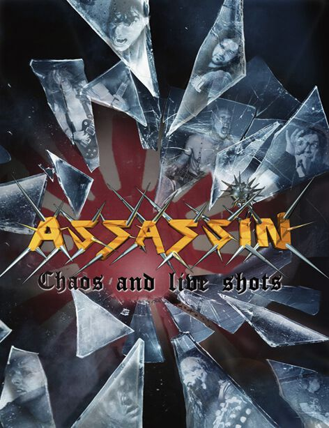 Image of Assassin Chaos and live shots 2-DVD Standard