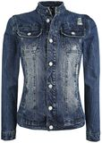 Ladies Jeans Jacket