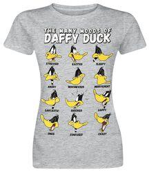 Many Moods of Daffy