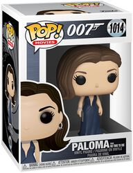 Paloma from No Time To Die Vinyl Figur 1014
