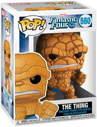 The Thing Vinyl Figur 560