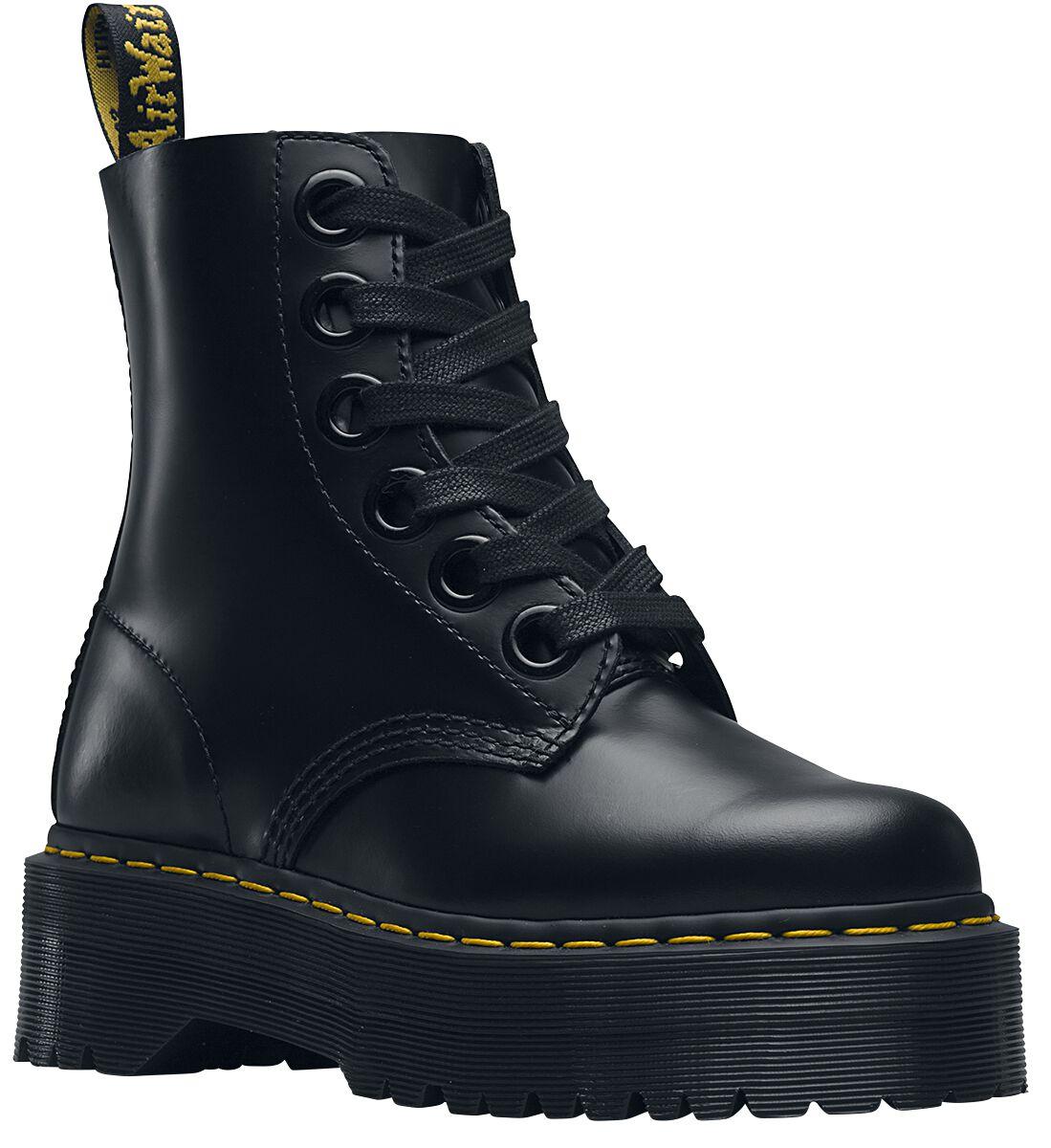 Dr. Martens Molly Buttero Boot schwarz 24861001 black