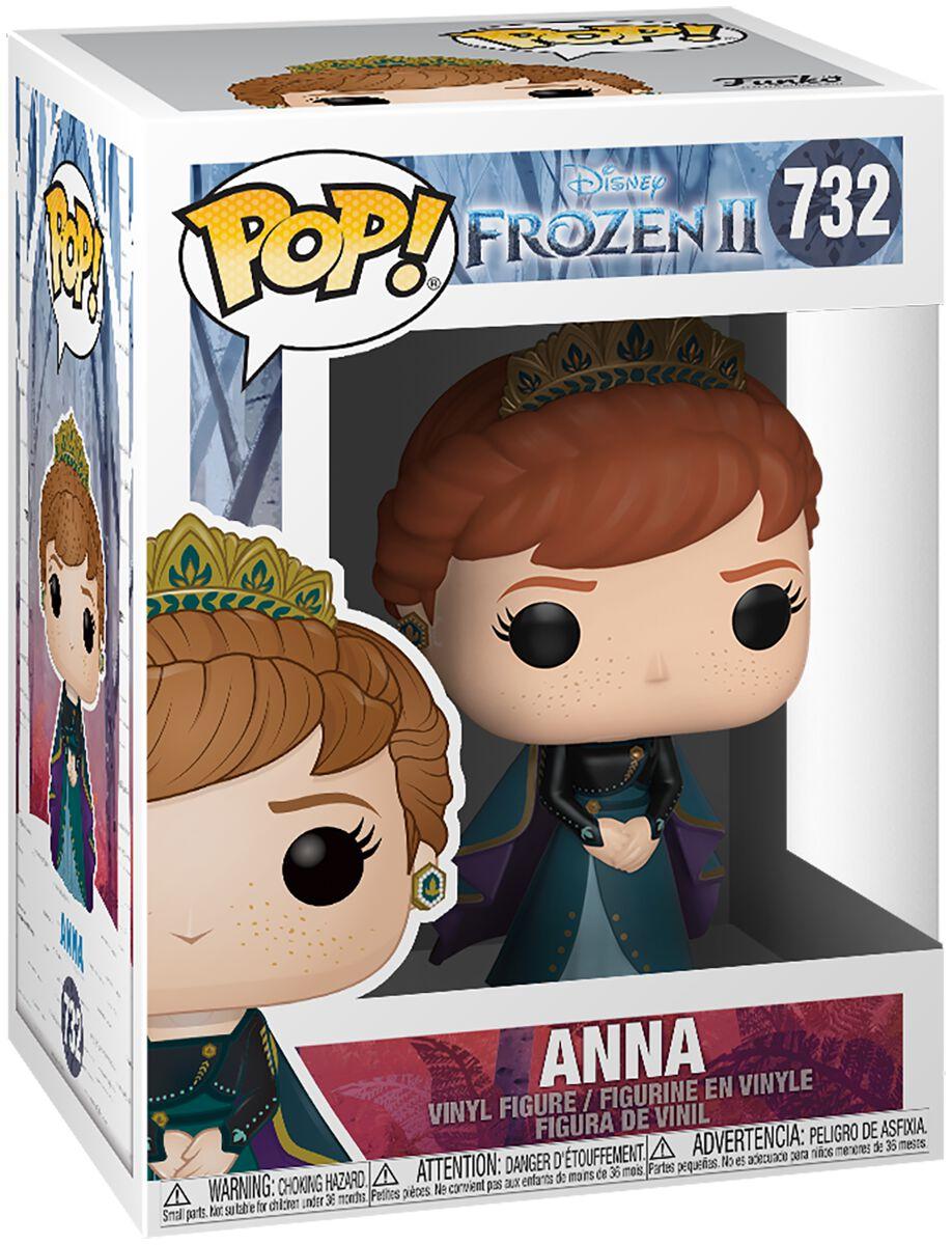 Die Eiskönigin Anna Vinyl Figure 732 Funko Pop! multicolor 46583