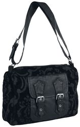 Satin Cat Brokat Medival Bag