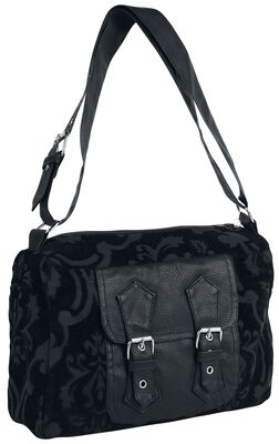 Satin Cat Brokat Medival Bag