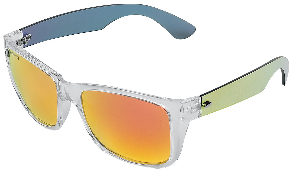 Sonnenbrillen - Urban Classics 110 Sunglasses Sonnenbrille rot  - Onlineshop EMP