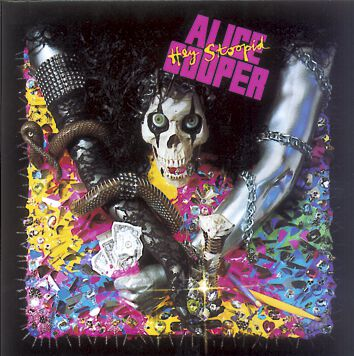 Alice Cooper  Hey stoopid!  CD  Standard