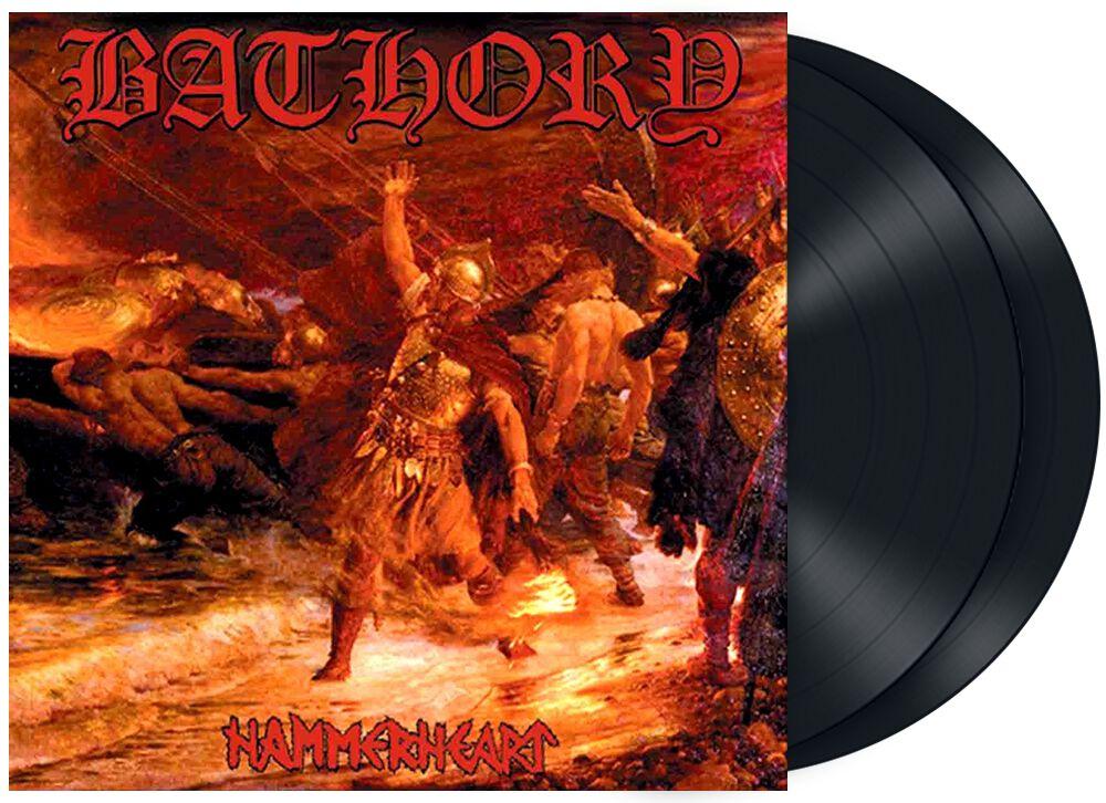 Image of Bathory Hammerheart 2-LP Standard