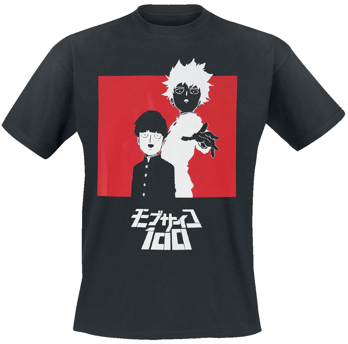 Mob Psycho 100 - Shigeo Kageyama - T-Shirt - black image